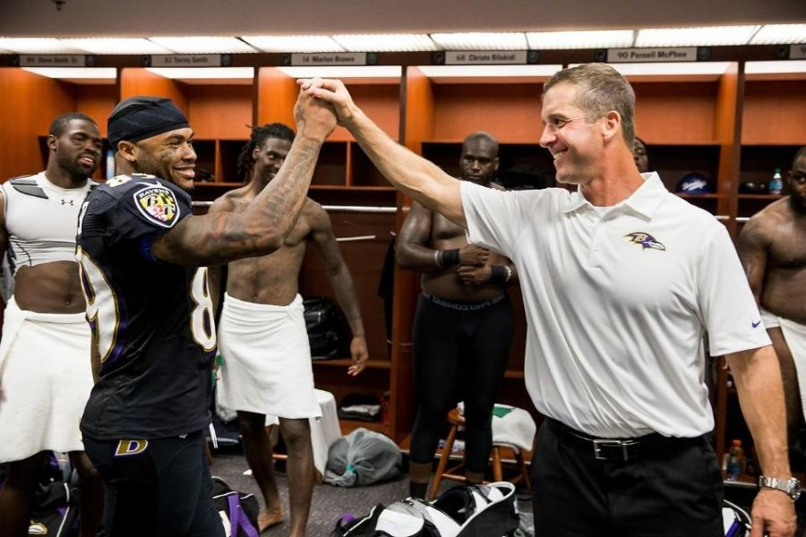 Ravens' Harbaugh is the wrong man at the wrong time for Michigan football