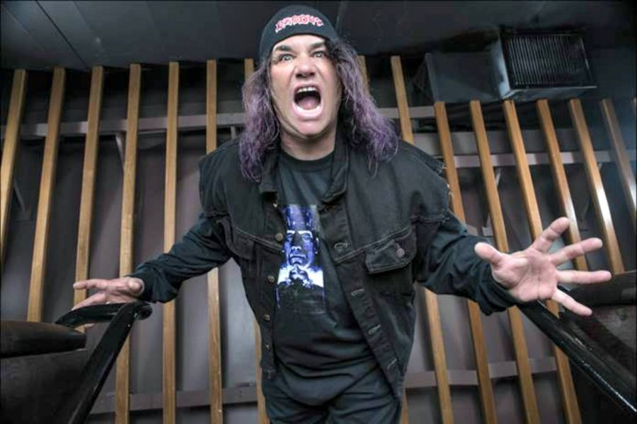 Steve 'Zetro' Souza: New CD, third stint in Exodus blood, sweat & thrash