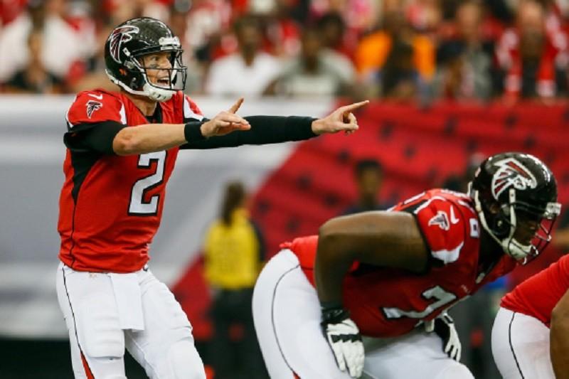 "No surprise here: Matt Ryan voted Week 1's ""NFL Air Player of the Week"""