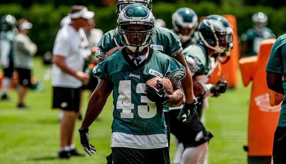Eagles running back Darren Sproles wins NFC Offensive Player of the Week