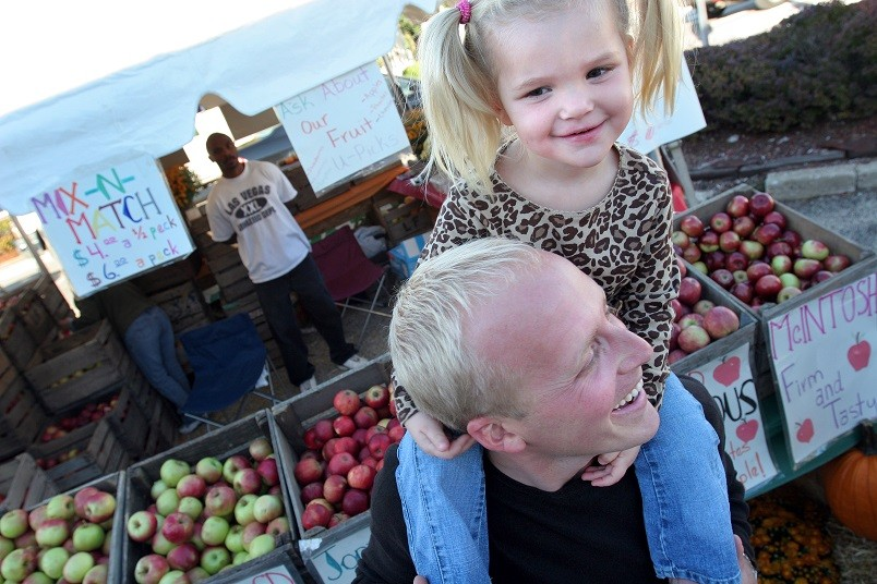 Visit Long Grove's traditional fall festival for apple lovers