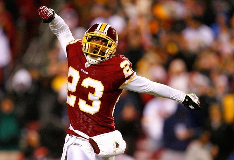 Redskins lose DeAngelo Hall for the season with ruptured Achilles