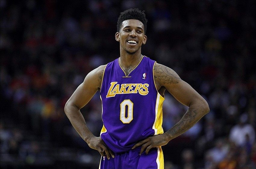 Nick Young ready to have a swagged out season for Lakers