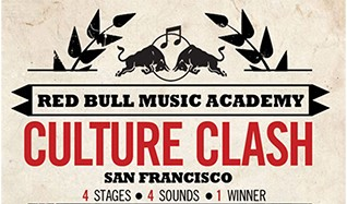 Red Bull Music Academy Culture Clash  tickets at The Regency Ballroom in San Francisco
