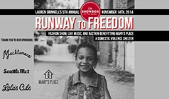 Runway to Freedom 5 tickets at The Showbox in Seattle