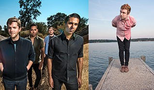 Saves The Day, Say Anything tickets at The Showbox in Seattle
