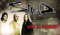 Staind tickets at Starland Ballroom in Sayreville