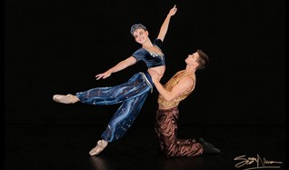 Sugarloaf Ballet presents Aladdin The Ballet tickets at Gwinnett Performing Arts Center in Duluth