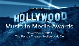 The 5th Annual Hollywood Music in Media Awards tickets at Fonda Theatre in Los Angeles