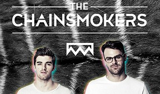 The Chainsmokers tickets at The Warfield in San Francisco