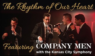 The COMPANY MEN with the Kansas City Symphony tickets at Arvest Bank Theatre at The Midland in Kansas City