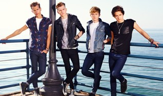 The Vamps tickets at LG Arena in Birmingham
