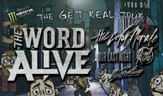 The Word Alive tickets at Starland Ballroom in Sayreville