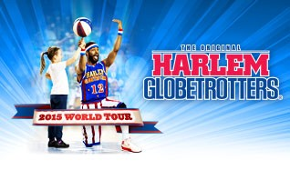 The World Famous Harlem Globetrotters tickets at Valley View Casino Center in San Diego