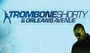 Trombone Shorty & Orleans Avenue tickets at Ogden Theatre in Denver