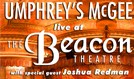 Umphrey's McGee tickets at Beacon Theatre in New York City