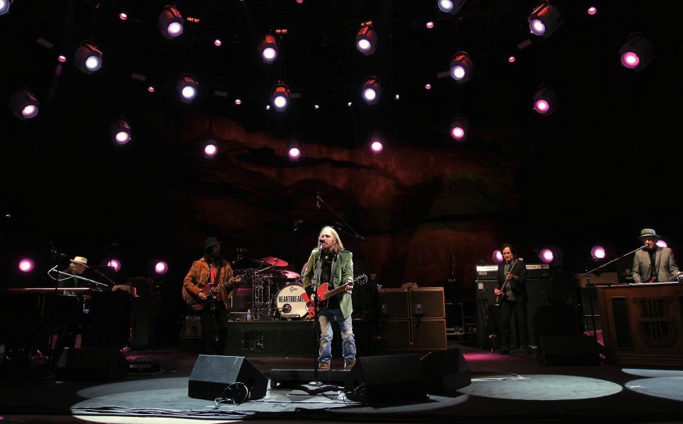 Photos: Tom Petty and the Heartbreakers prove the power of rock at Red Rocks