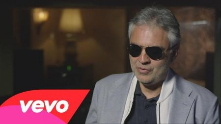 Andrea Bocelli Releases Two Recordings This Fall Axs