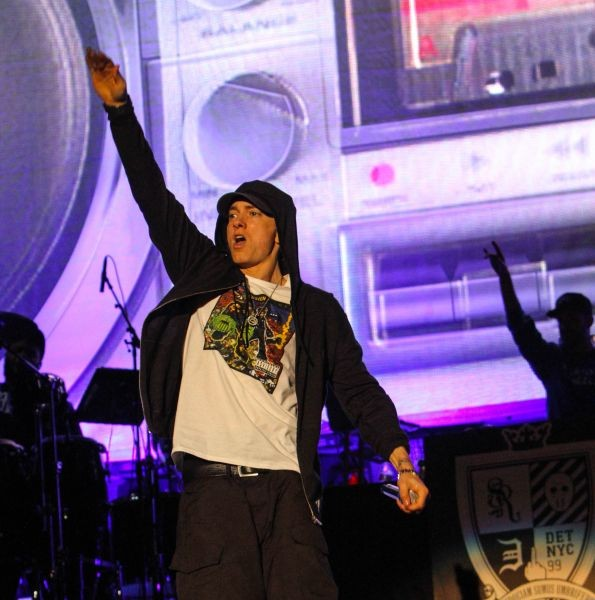 In Photos: Eminem doesn't disappoint at Austin City Limits