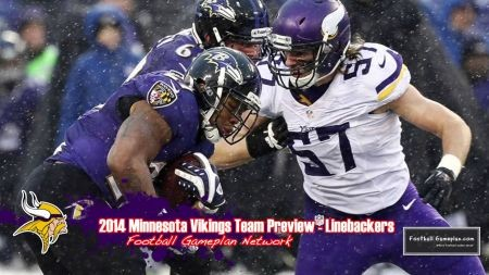 Minnesota Vikings schedule gets easier the rest of the season