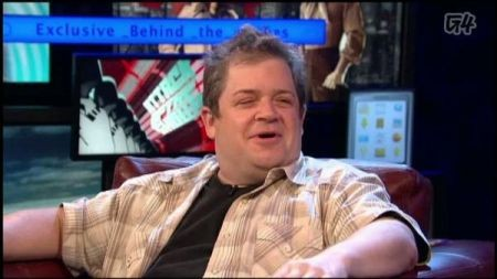 Stand up comic Patton Oswalt kills every time as the funny guy next door