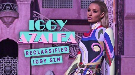 Iggy Azelea shares new song 'Iggy SZN' from 'Reclassified'