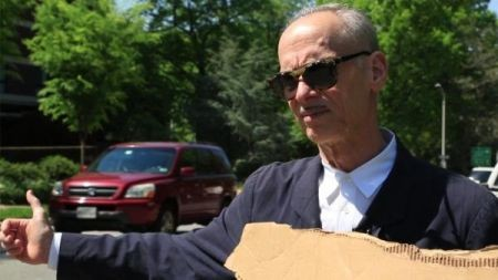 John Waters is now a spoken word performer