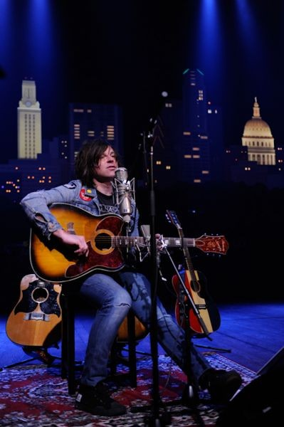 Live music review: Songwriter Ryan Adams brought punk attitude to ACL TV taping