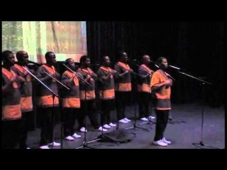 Ladysmith Black Mambazo makes magnificent music