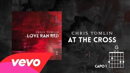 Chris Tomlin is the most sung worship artist in America