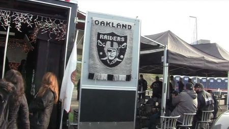 Important tailgating parking tips at O.co Coliseum