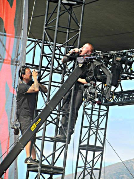 King 810 scales Knotfest's heights to show it'll be worthy opener for Slipknot