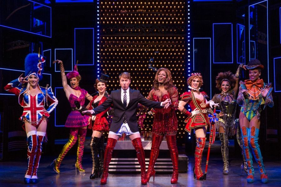 Review: Kick your heels up and dance in these 'Kinky Boots'