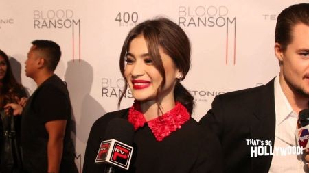 Filipino-Australian artist Anne Curtis debuts in Hollywood with 'Blood Ransom'
