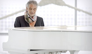 Andrea Bocelli tickets at LG Arena in Birmingham
