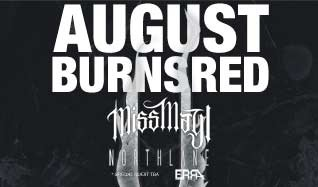 August Burns Red tickets at Mill City Nights in Minneapolis