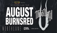 August Burns Red tickets at Starland Ballroom in Sayreville