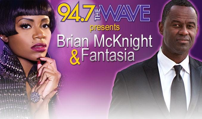 Brian McKnight & Fantasia