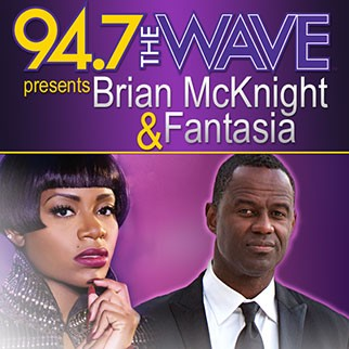 Brian McKnight & Fantasia