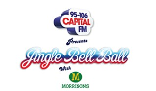 Capital's Jingle Bell Ball tickets at The O2 in London