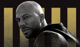 Common tickets at The Regency Ballroom in San Francisco