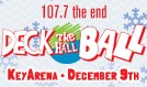 Deck the Hall Ball tickets at KeyArena in Seattle