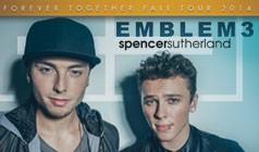 EMBLEM3 tickets at Starland Ballroom in Sayreville