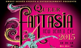 """FANTASIA"" Queer New Year's Eve 2015! tickets at Mill City Nights in Minneapolis"