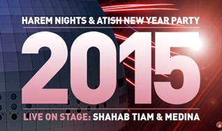 Harem Nights & Atish New Year Party 2015 tickets at Annexet in Stockholm