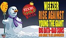 How the EDGE Stole Christmas feat. Weezer & Rise Against tickets at Verizon Theatre at Grand Prairie in Grand Prairie