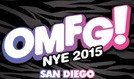 LED OMFG! NYE 2015 tickets at Valley View Casino Center in San Diego