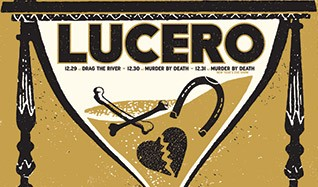 Lucero tickets at Gothic Theatre in Englewood