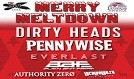 Merry Meltdown 3  tickets at Citizens Business Bank Arena in Ontario