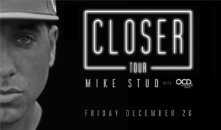 Mike Stud tickets at Starland Ballroom in Sayreville